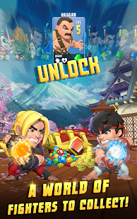 Puzzle Fighter Screenshot
