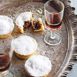 Italian Chocolate And Almond Short Pastries.