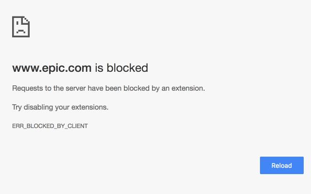 Block internationalized domain names (IDNs)