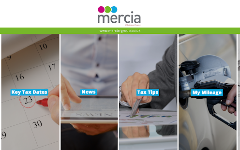 Mercia TaxApp- screenshot thumbnail