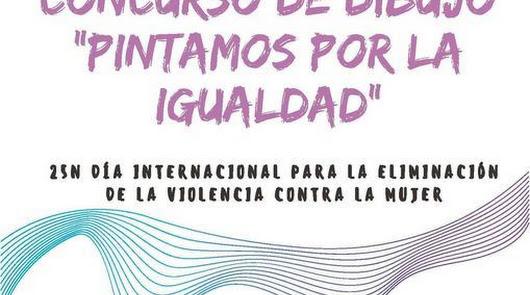 Concurso de Pintura por la igualdad para visibilizar la Violencia de Género