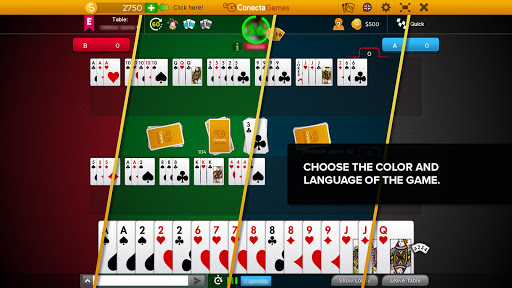 Hand and Foot Canasta android2mod screenshots 4