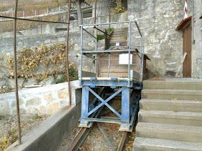 Photo: Puidoux Le Clos des Moines - www.standseilbahnen.ch Standseilbahn Funiculaire Funicular