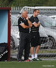Photo: Stenhousemuir fc v Dunfermline fc, Scottish League 1, Ochilview , 24-08-13Jim Jeffries(c) David Wardle