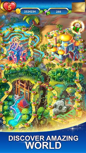 Lost Jewels - Match 3 Puzzle filehippodl screenshot 6