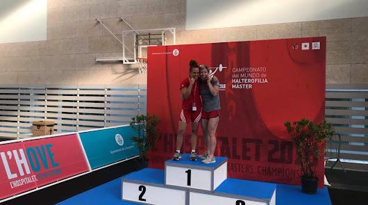 El alcalde de El Ejido con la gran campeona