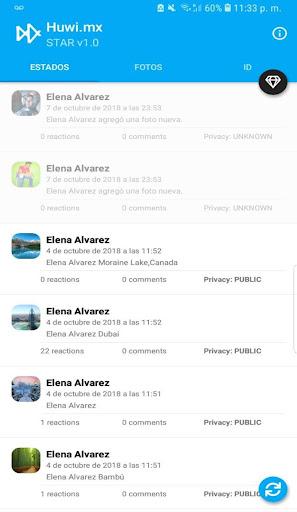 Huwi HOPE v1.2 screenshots 1