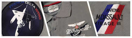 Dassault Homme Aviation Polo 3 Mirage yI7mYf6gvb