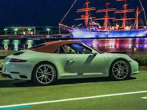 911 991H2 carrera S cabrioletのカスタム事例画像 Paneraorさんの2020年09月13日12:11の投稿