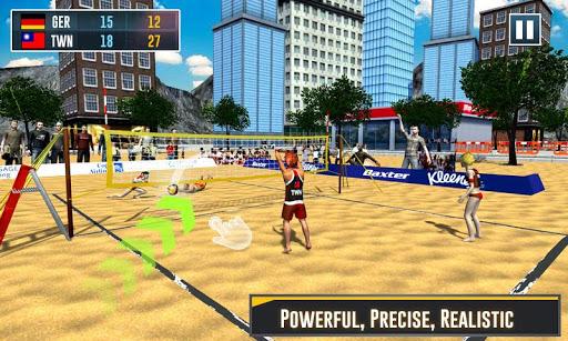 Spike Master 2019 - Volleyball Championship 3D 1.0 screenshots 1