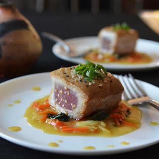 Fresh Tuna And Coconut Milk Recipes.