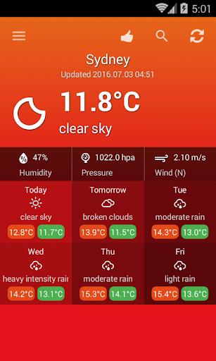 免費下載天氣APP|Weather Australia app開箱文|APP開箱王