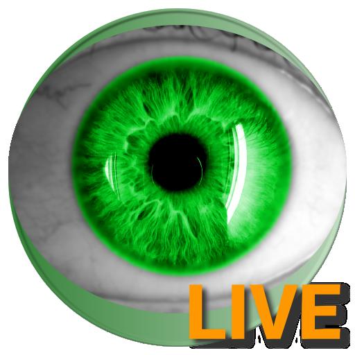 Eye Color Changer - Camera