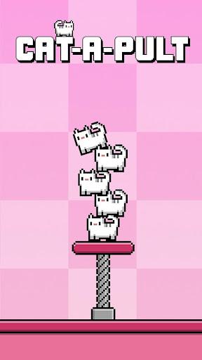 Cat-A-Pult:投出8位元圖形風格的貓咪