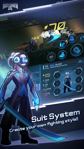 Wasteland Watchmen - fighting game, league of hero 1.6.4 screenshots 4