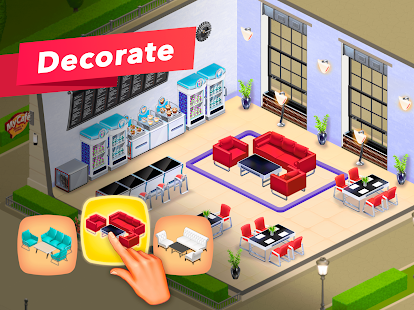Game My Cafe — Restaurant game APK for Windows Phone