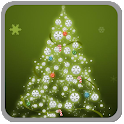 Christmas green  LWP icon