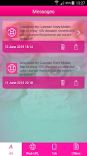 My Cupcake Story - náhled