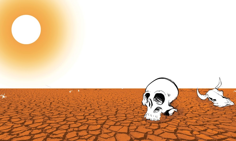 Rethink climate change, conflicts for sustainable future
