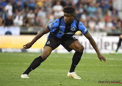 Ooit één van de jongste debutanten bij Club Brugge, nu verrast dat hij bij Jonge Duivels opgeroepen werd