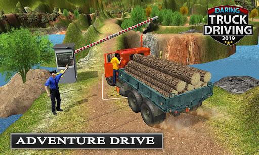 Offroad Transport Truck Driving - Jeep Driver 2020 1.0.6 Screenshots 4