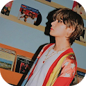 Bts Kim Taehyung Wallpaper icon