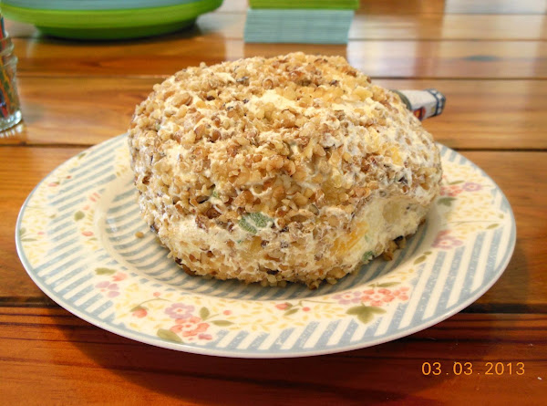 The Co-worker Cheese Ball Recipe