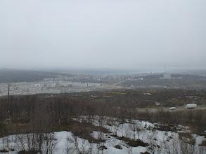 Photo: Jaro v polovině května v Murmansku.