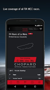 Porsche Motorsport- screenshot thumbnail
