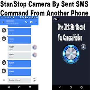 SpyCameraRecord (Remote) screenshot