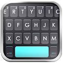 Black Simple Business Keyboard Theme icon