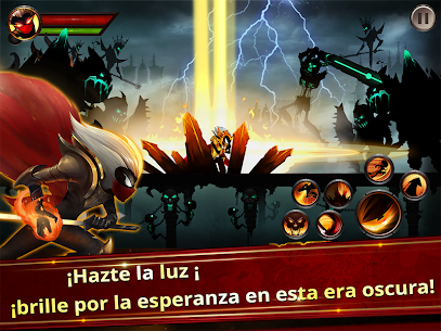 Stickman Legends – Ninja Warriors: Shadow War 8