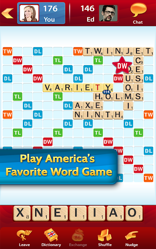 SCRABBLE screenshot 1