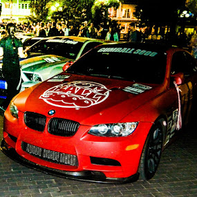 2011 Gumball 3000  M3 by Connor Stueber - Transportation Automobiles