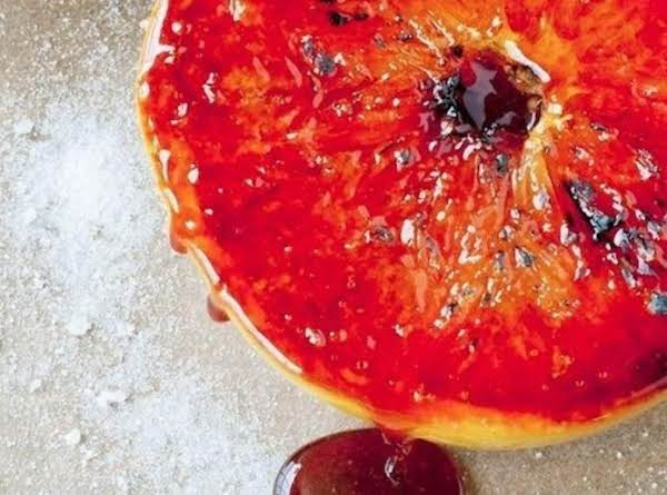 Caramelized Grapefruit Recipe