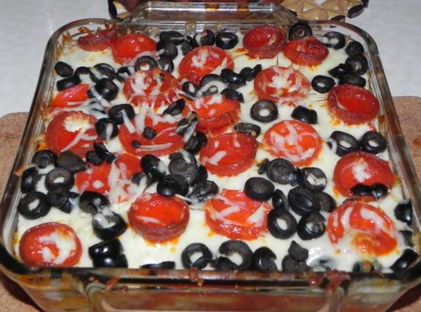 Tony's Pizza Lasagna -- My Version Recipe