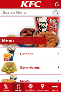 KFC St. Lucia- screenshot thumbnail