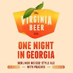 Virginia Beer Co. One Night In Georgia