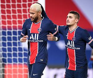 Geen transfer voor Neymar want hij blijft PSG langer trouw
