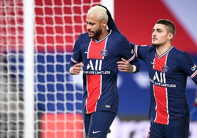 Neymar veut faire les JO !