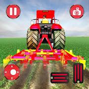 Real Farming Tractor Driving Simulator
