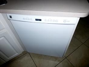 Photo: New dishwasher