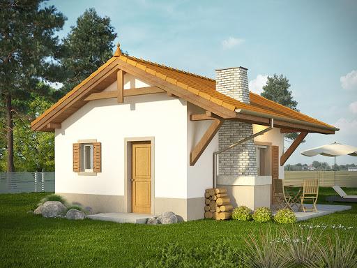 projekt Domek 6
