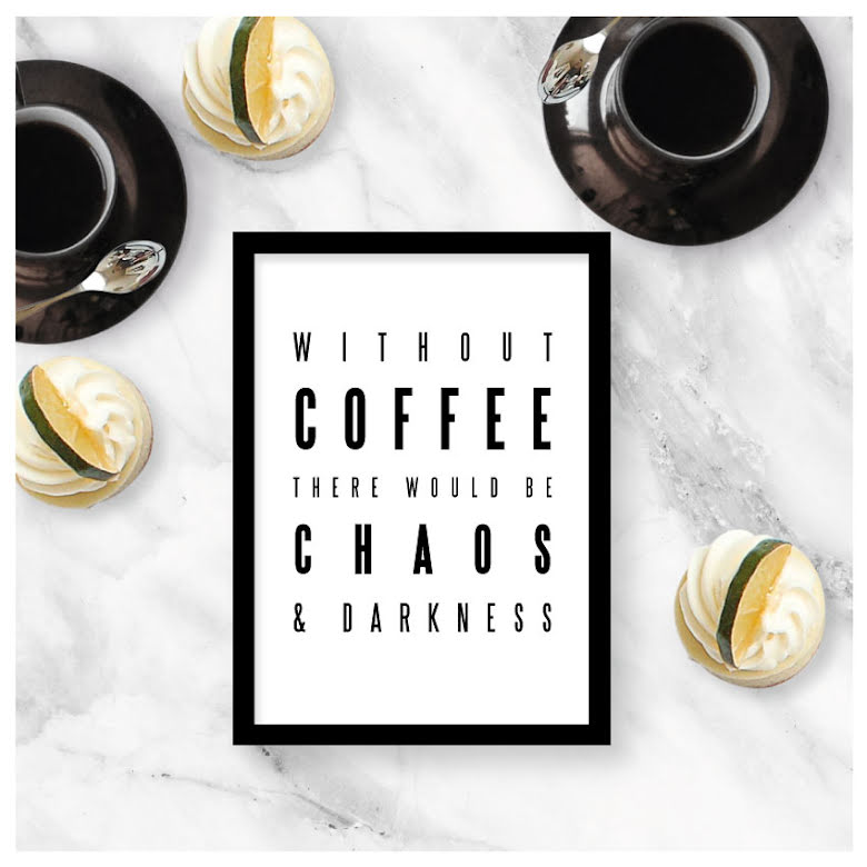 WITHOUT COFFEE