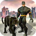 Hero City Bank Robbery Crime City Rescue Mission icon