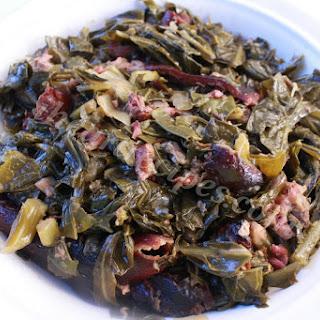 Healthy Collard Greens Crock Pot Recipes.