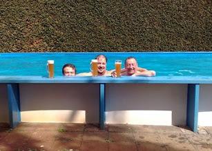 Photo: Freizeit am Pool