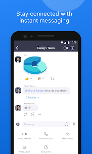 ZOOM Cloud Meetings 5.4.9.1079 MOD APK [UNLOCKED] 5