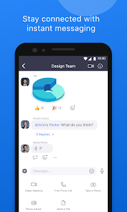ZOOM Cloud Meetings Screenshot