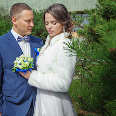Wedding photographer Anastasiya Makienko (Makienko1989). Photo of 11.11.2016